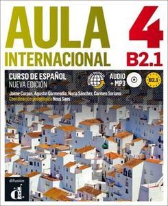 Obrázok Aula Internacional 4 (B2.1) - Libro del alumno + CD