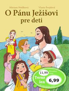 Obrázok O Pánu Ježišovi pre deti
