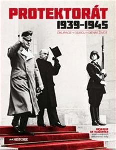 Obrázok Protektorát 1939 - 1945 s CD
