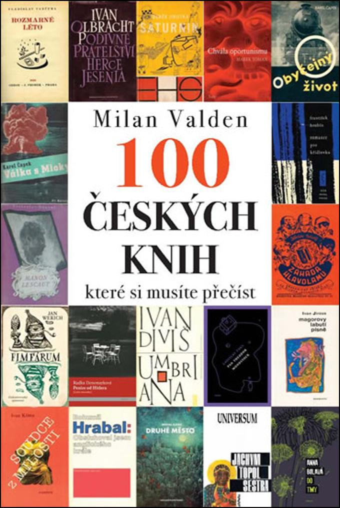 100 českých knih, které si musíte přečíst - Milan Valden