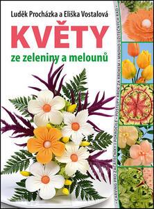 Obrázok Květy ze zeleniny a melounů