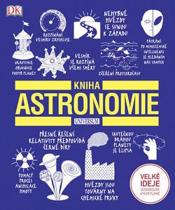Obrázok Kniha astronomie