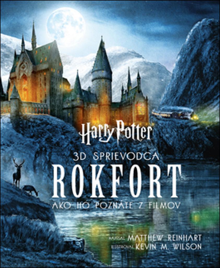Harry Potter Rokfort - Matthew Reinhart