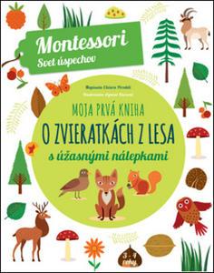 Obrázok Moja prvá kniha o lesných zvieratkách