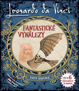 Obrázok Leonardo Da Vinci Fantastické vynálezy