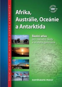 Obrázok Afrika, Austrálie, Oceánie a Antarktida
