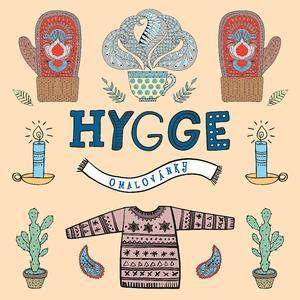 Obrázok Hygge omalovánky