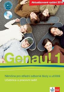 Obrázok Genau! 1 Němčina pro střední odborné školy a učiliště