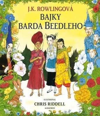 Obrázok Bajky barda Beedleho