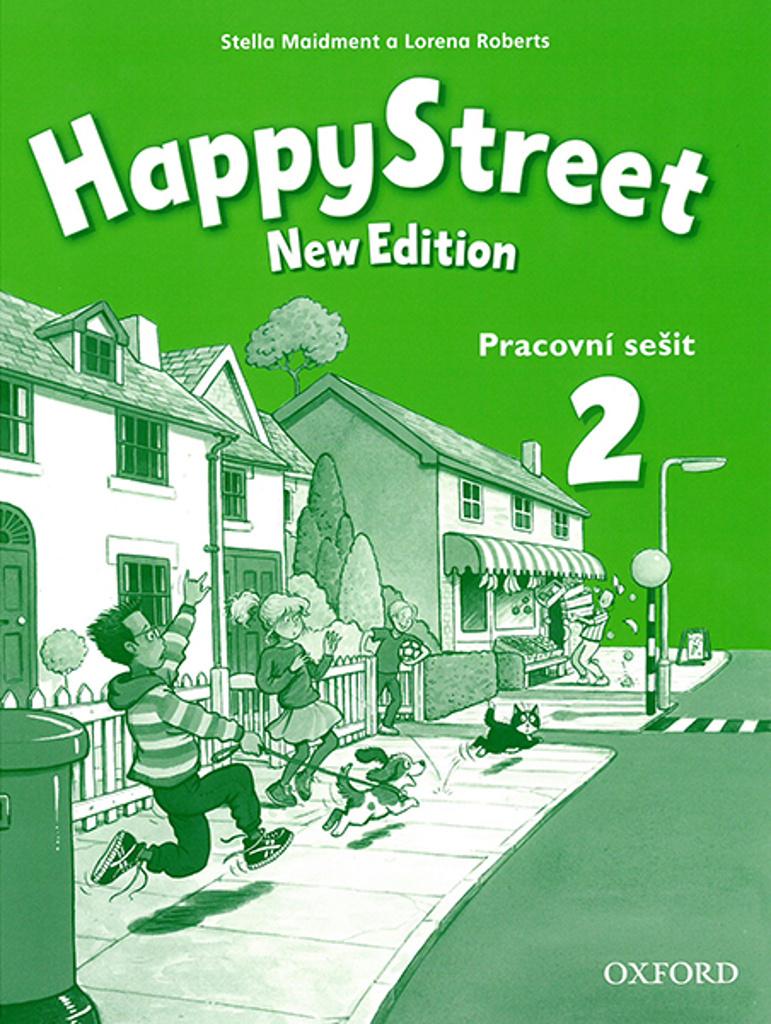Happy Street New Edition 2 Pracovní Sešit