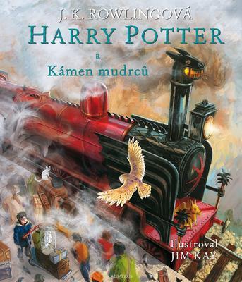 Obrázok Harry Potter a Kámen mudrců (1. díl, ilustrované vydání)
