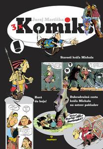 Obrázok 3x Komiks