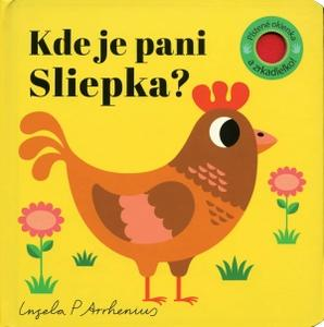 Obrázok Kde je pani Sliepka?