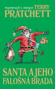 Obrázok Santa a jeho falošná brada