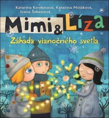 Obrázok Mimi & Líza Záhada vianočného svetla