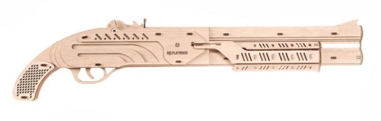 3D puzzle Brokovnice 96 dílků