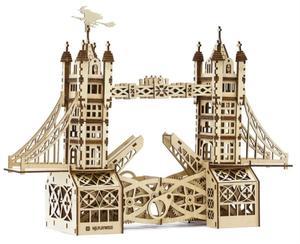 Obrázok 3D puzzle Tower Bridge 312 dílků