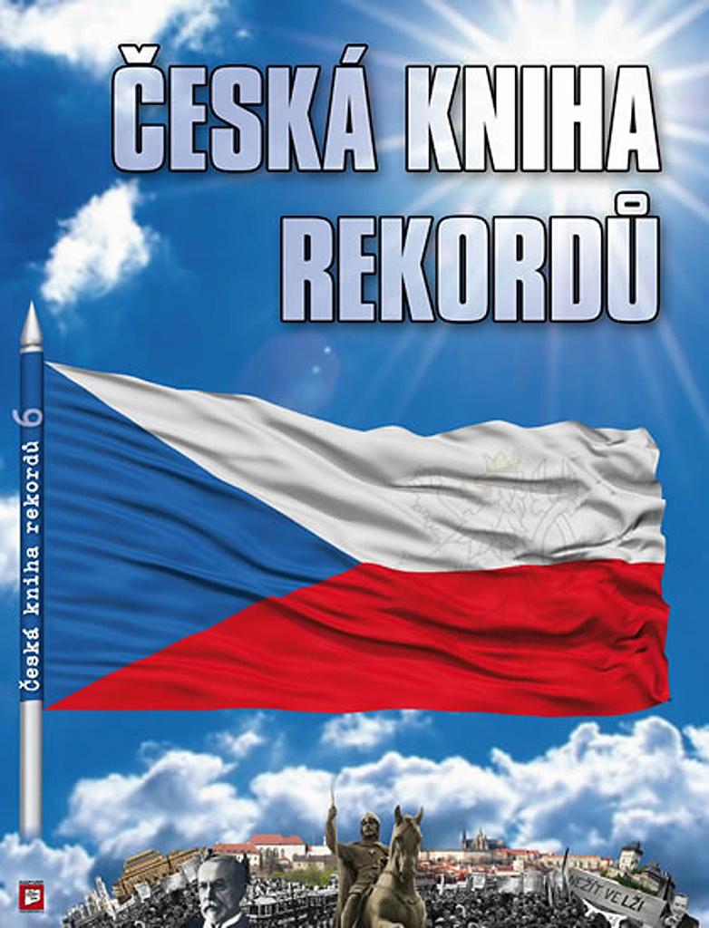 Česká kniha rekordů 6 - Miroslav Marek, Josef Vaněk, Luboš Rataj