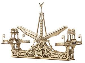 Obrázok 3D puzzle Most pro pěší 229 dílků