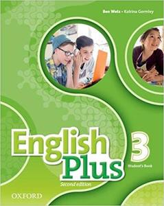 Obrázok English Plus Second Edition 3 Student's Book