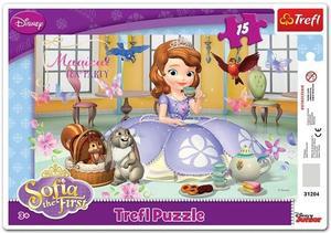 Obrázok Puzzle Princezna Sofie První
