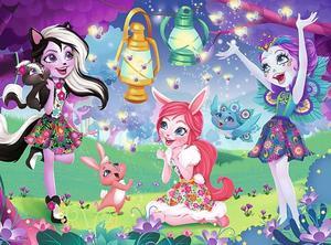 Obrázok Puzzle Enchantimals Magický svět