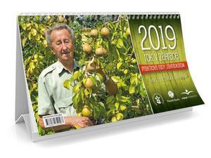Obrázok Rok v záhrade 2019 - stolový kalendár