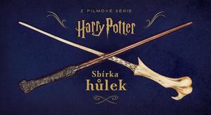 Obrázok Harry Potter Sbírka hůlek