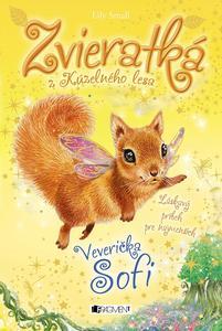 Obrázok Zvieratká z Kúzelného lesa Veverička Sofi (6. diel)