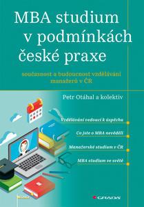 Obrázok MBA studium v podmínkách české praxe