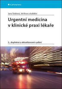 Obrázok Urgentní medicína v klinické praxi lékaře