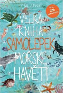 Obrázok Velká kniha samolepek mořské havěti
