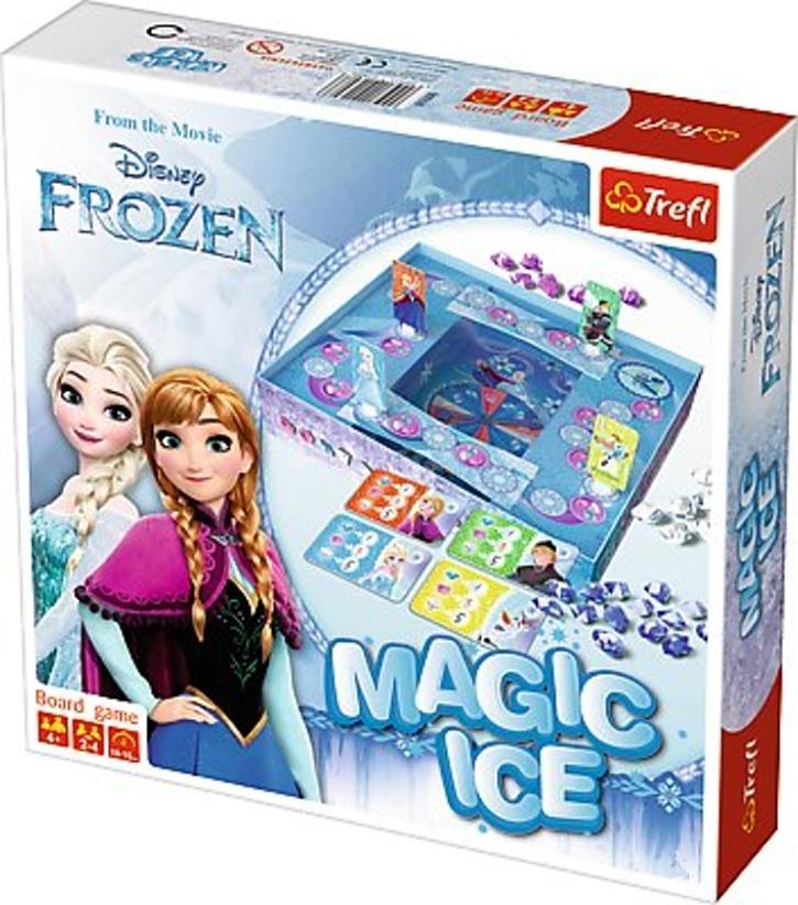 Ledové království Magic Ice