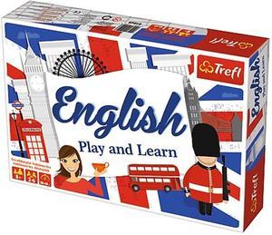 Obrázok Angličtina Hrej si a uč se