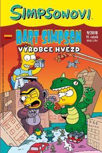 Obrázok Bart Simpson Výrobce hvězd