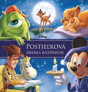 Obrázok Disney Postieľková zbierka rozprávok