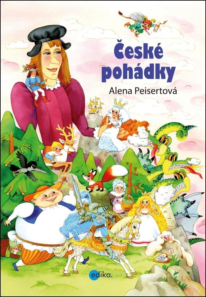 České pohádky - Alena Peisertová