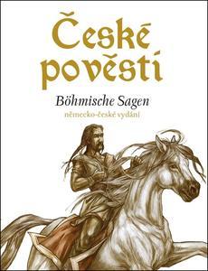 Obrázok České pověsti Böhmische Sagen