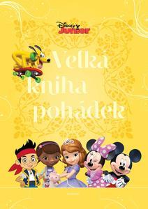 Obrázok Disney Junior Velká kniha pohádek