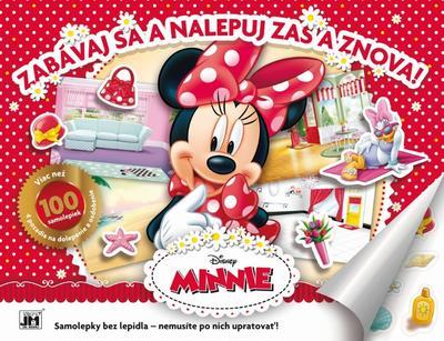 Obrázok Samolepkový album Minnie