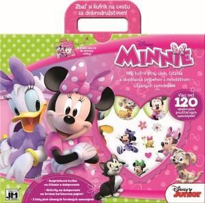 Obrázok Zábavný kufrík Minnie