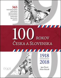 Obrázok 100 rokov Česka a Slovenska
