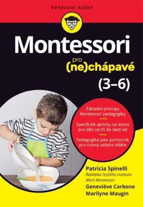 60f269c8b9b Montessori pro (ne)chápavé - Genevieve Carbone