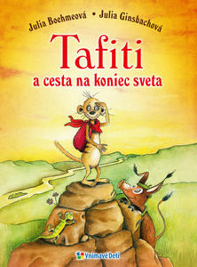 Obrázok Tafiti a cesta na koniec sveta