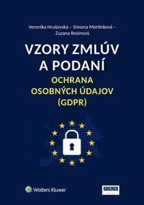 Obrázok Vzory zmlúv a podaní Ochrana osobných údajov (GDPR)