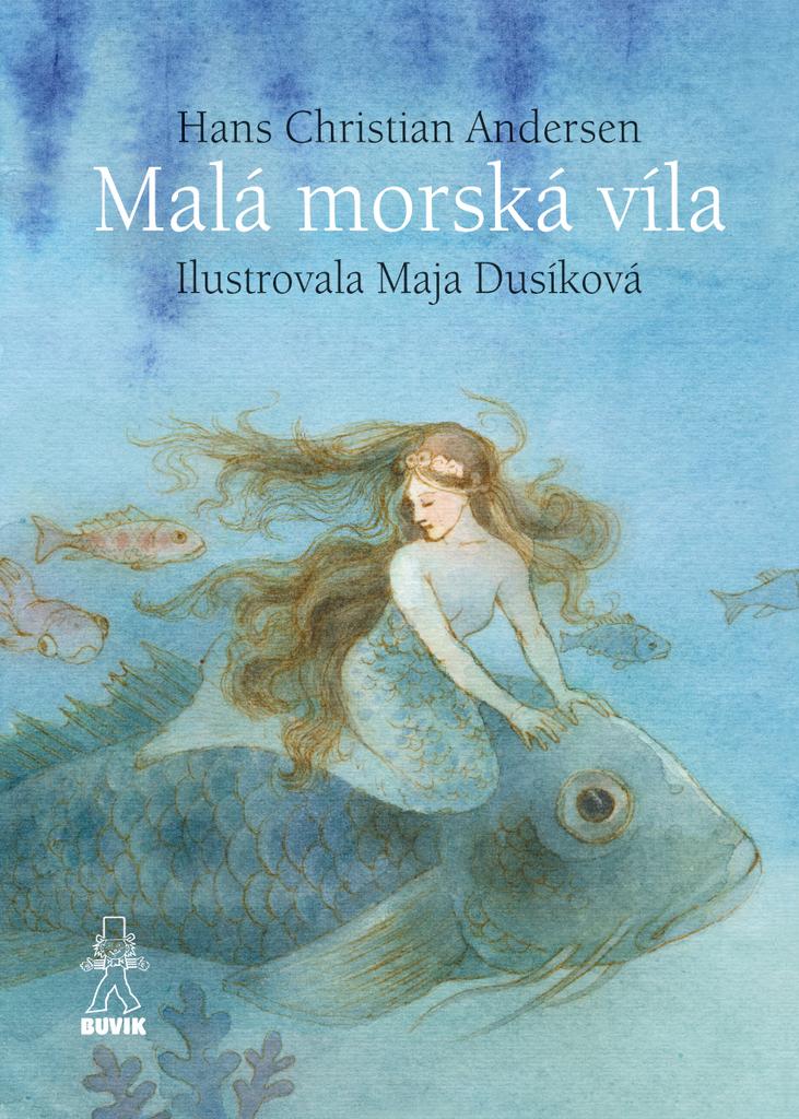Malá morská víla - Hans Christian Andersen