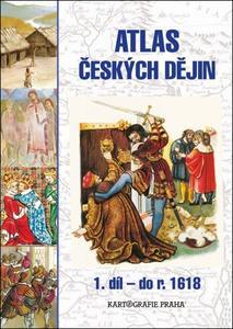 Obrázok Atlas českých dějin 1. díl do roku 1618