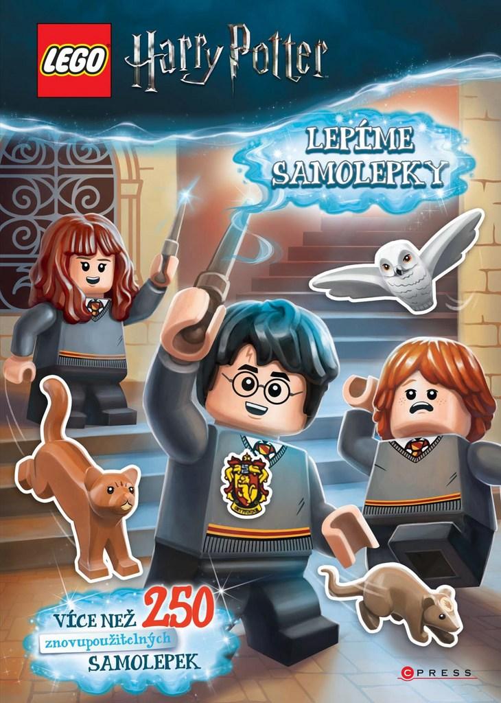 LEGO Harry Potter Lepíme samolepky