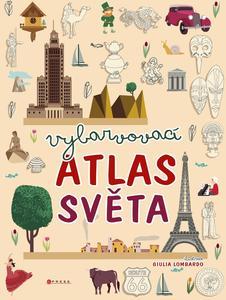 Obrázok Vybarvovací atlas světa