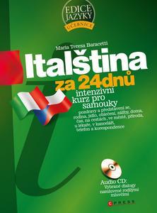 Obrázok Italština za 24 dnů